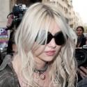 Taylor Momsen Lives It Up In Paris
