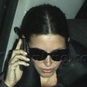 Courteney Returns From NYC