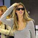 Gisele Lands In LA