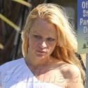 Pamela Anderson Gets Beachy