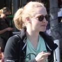 Amanda Seyfried Shops And Runs Errands In LA