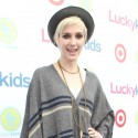 Ashlee Simpson And Friends Celebrate Lucky Kids Magazine Launch