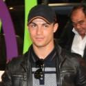 Cristiano Ronaldo Flies Private