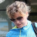 Ellen Pompeo Hits The Gym  In LA