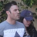 Megan Fox And Brian Austin Green Grab Fresh Bites