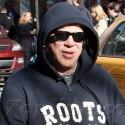 Mickey Rourke Goes Metrosexual In NYC