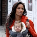 Padma And Her Daughter Krishna Go For A Stroll In NYC