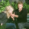 Ryan Phillippe And Amanda Seyfried Smoke In Paris
