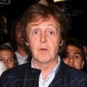 Paul McCartney Swarmed By Fans!