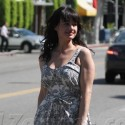 Carla Gugino Looking Pretty In LA