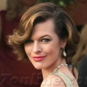 Milla Jovovich Looks Lovely In Cannes