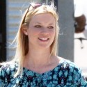 Amy Smart Flashes New Engagement Ring