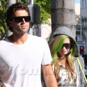 Avril Lavigne And Brody Jenner Love To Shop