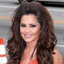 X-Factor Judge Cheryl Cole Looks Hot In Purple
