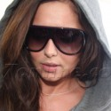 Cheryl Cole Leaves LA After X Factor