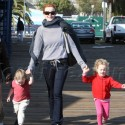 Marcia Cross Is A Hands-On Mom