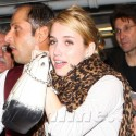 Emma Roberts Parties At Trousdale
