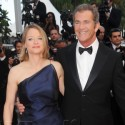 Mel Gibson And Jodie Foster Hit The Red Carpet In Cannes