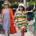<em>Glee</em> Cast Jumps For Joy