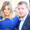 Guy Ritchie And Preg GF Attend Tree Of Life Screening In LA