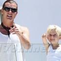 Gwen Stefani Arrives To Eden Roc In Cannes