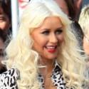 Christina Aguilera Promotes Her <em>Voice</em>