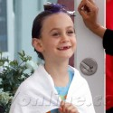 Courteney Takes Coco To Get Her Hair Colored
