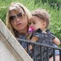 Ellen Pompeo Spends Some Quality Time With Baby Stella