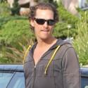 Matthew McConaughey Just Keeps Livin'