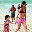 Katie And Suri Enjoy Miami Beach