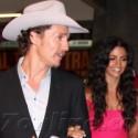 Matthew McConaughey Takes His Ladylove Camila Alves To The Bernie Screening In LA