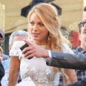 Blake Lively Wows In White At The Green Lantern Premiere