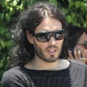 Russell Brand Films His New Movie