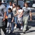 Jackson Kids Head To The Movies