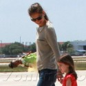 Katie And Suri Fly Private