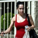 Octomom Goes Grocery Shopping For Her Kids