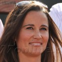 Pippa Middleton Enjoys The French Open