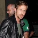Ryan Gosling Takes His Dog Flying