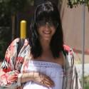 Pregnant Selma Blair