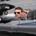 Ryan Seacrest Takes His Dad For A Ride