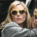 Heidi Klum And Seal Chauffeur Thirs Kids Around NYC