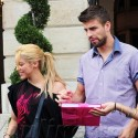 Shakira Spends Time In Paris With Her Beau
