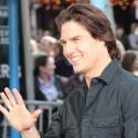 Tom Cruise Attends Super 8 Premiere