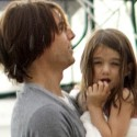 Tom, Katie And Suri Have A Breezy Father's Day