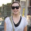 Olivia Wilde Goes Makeup Free