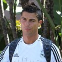 Cristiano Ronaldo In Beverly Hills