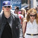 Emma Roberts And Chord Overstreet Take Their Romance Public