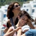 Penelope Cruz And Javier Bardem's Baby Meets Eva And Eduardo