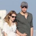 Emma Roberts And Chord Overstreet Take A Sexy Stroll In Malibu