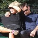 Hugh Jackman And Wife Deborra-Lee Furness Feel Jet-Lagged In Paris